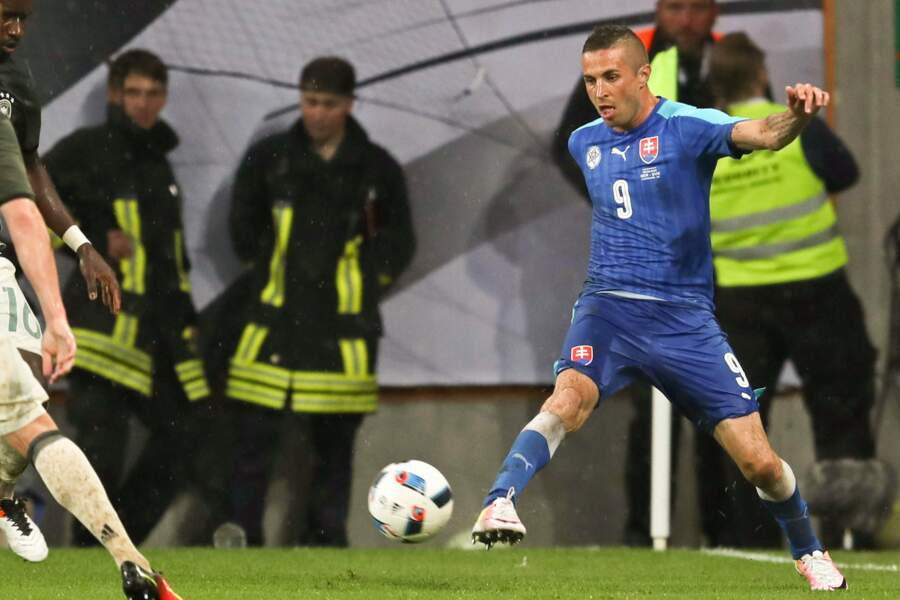Le Slovaque et très brut Stanislav Sestak