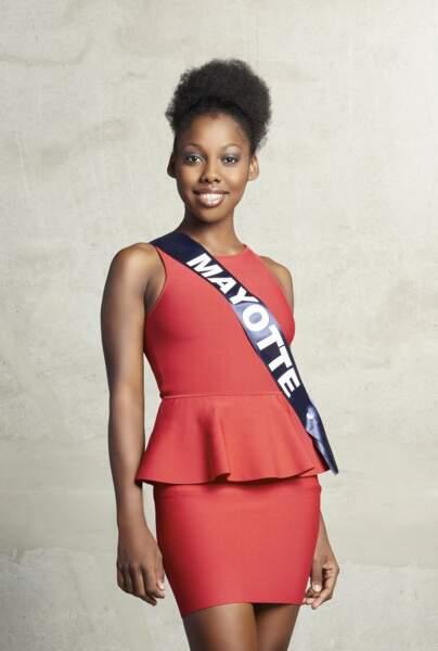 Ramatou Radjabo, Miss Mayotte