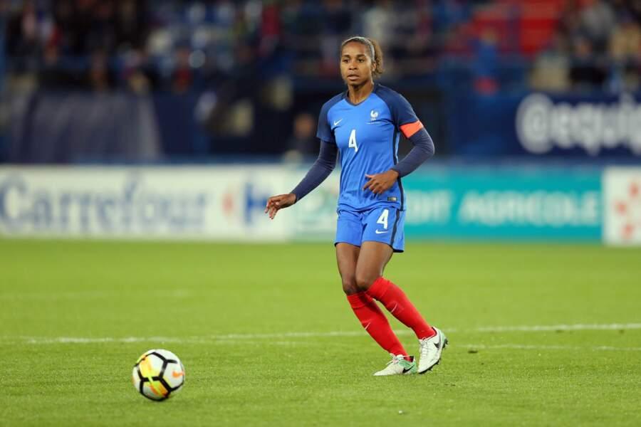 Laura Georges (2001/2018) vient de tirer sa révérence après 188 sélections