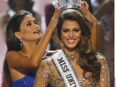 Miss Univers : la folle année d'Iris Mittenaere à travers le monde