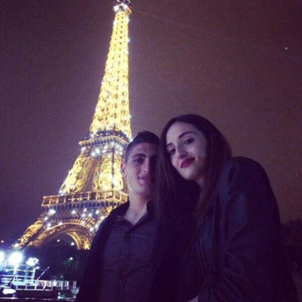 Ah, Paris... ville de l'amour et du romantisme !