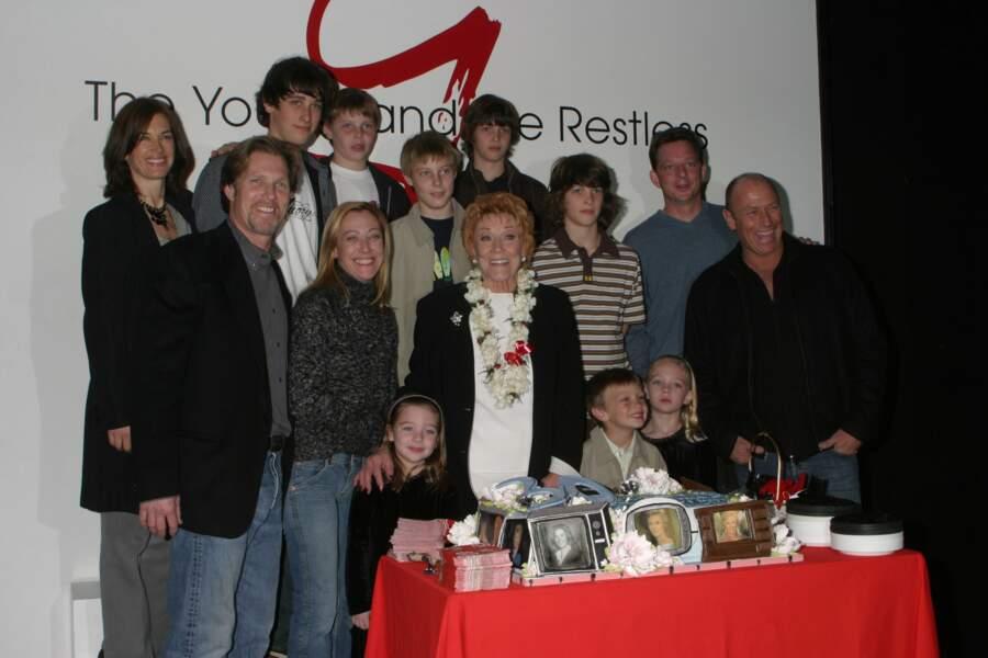 La famille Cooper : un clan soudé.