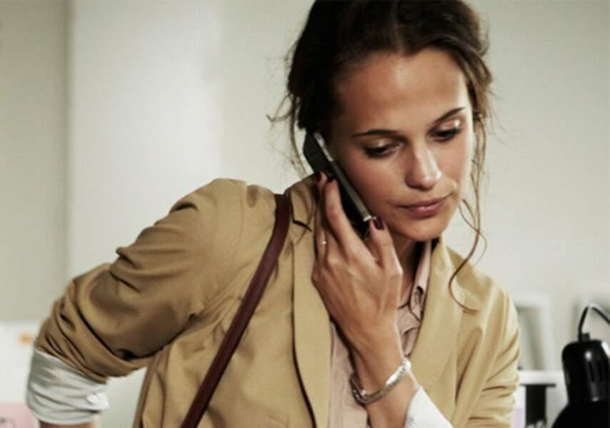 Elle retrouve la réalisatrice Lisa Langseth dans Hotell (2013)