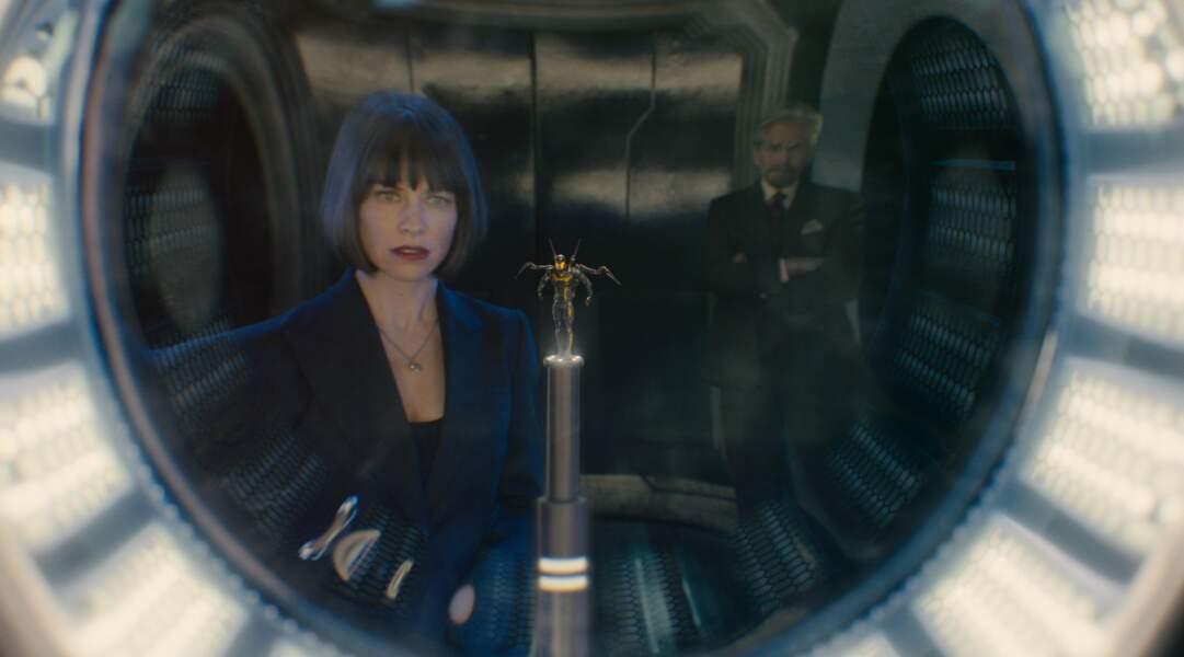 Elle est aujourd'hui à l'affiche du film Ant-Man !