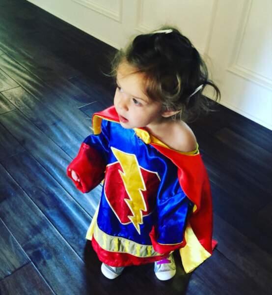On espère qu'il sera aussi mignon qu'Elizabella, la fille d'Alyssa Milano.