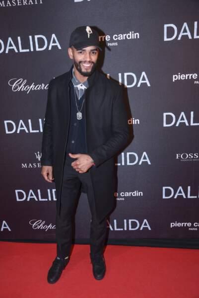 Le beau Brahim Zaibat, ex de Madona, a aussi foulé le tapis rouge. On aurait bien aimé être là aussi...