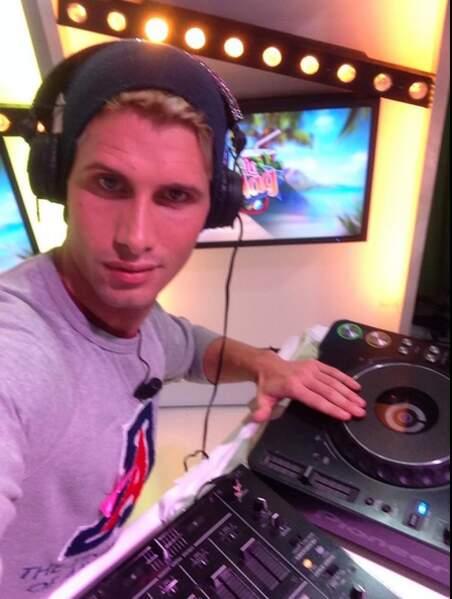 Benoît Dubois futur DJ ?