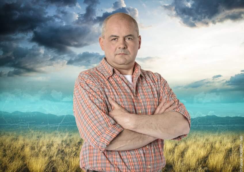 Laurent, le chef d'entreprise de 46 ans