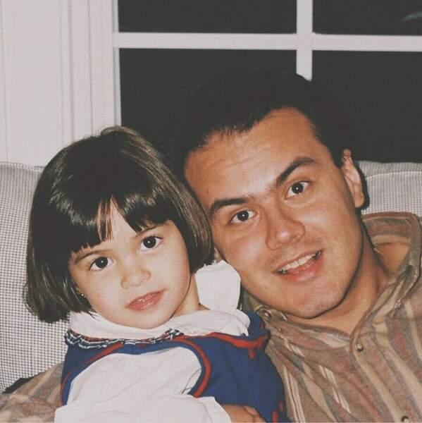 Et non, Camila n'est pas la fille d'Hicham mais d'Helio Mendes