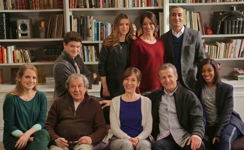La série Famille d'accueil a été diffusée sur France 3 entre 2005 et 2016