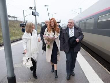 Maëva Coucke, Miss France 2018, accueillie comme une reine dans sa région du Nord-Pas-de-Calais