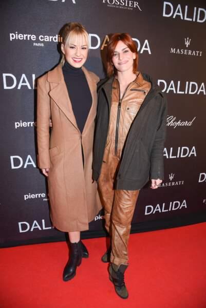 Katrina Patchett et Fauve Hautot (DALS) étaient aussi présentes pour l'événement !