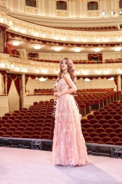 Miss Biélorussie : Maria Vasilevich