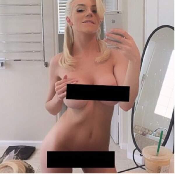 La starlette de télé-réalité Courtney Stodden a osé