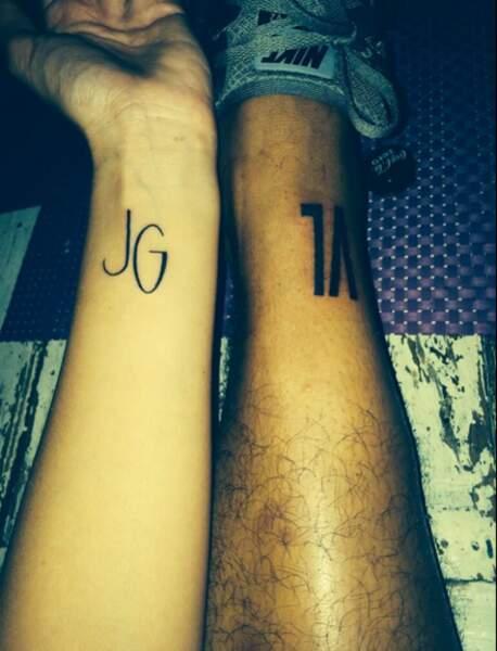 Et pour finir, Vanessa Lawrens et Julien Guirado ont fait la pire erreur de leur vie : se tatouer leur amour