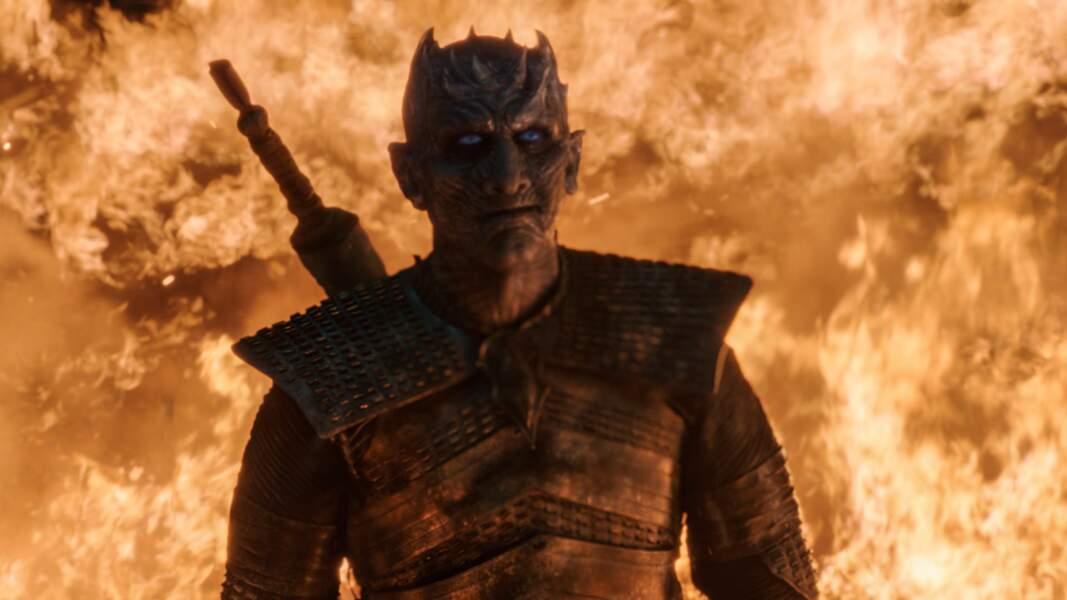 L'épisode 3 met en scène l'épique bataille de Winterfell, la guerre contre les vivants et les Marcheurs blancs