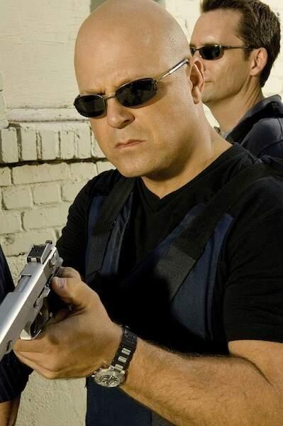 Vic MacKey dans The Shield