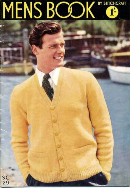 Rien de plus seyant que du jaune canari pour illuminer un sourire de jeune coq !