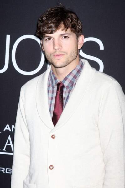 74. Ashton Kutcher (acteur)