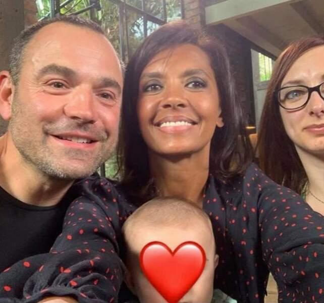 Toujours aussi amoureux, le couple a donné naissance à une petite fille en décembre 2018