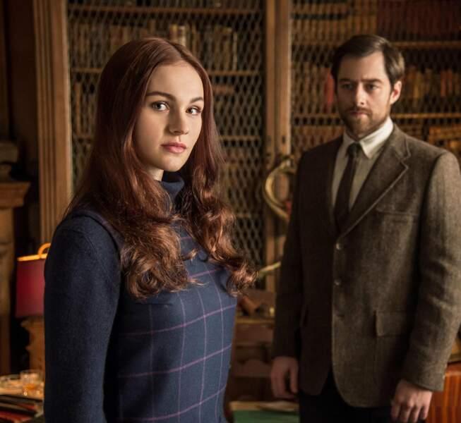 Dans la saison 3 les fans ont découvert Brianna, la fille de Claire et Jamie