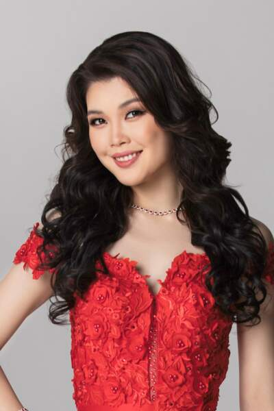 Miss Mongolie : Enkhriimaa Erdenebaatar
