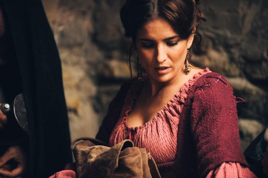 En espagnol, Caridad signifie charité. Et c'est vrai qu'elle a l'air sympa Caridad !