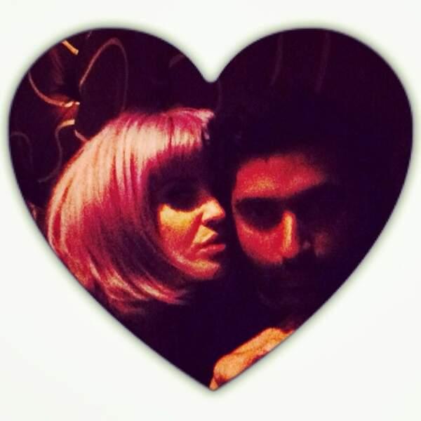 Kelly Osbourne préfère passer la Saint-Valentin avec son meilleur ami