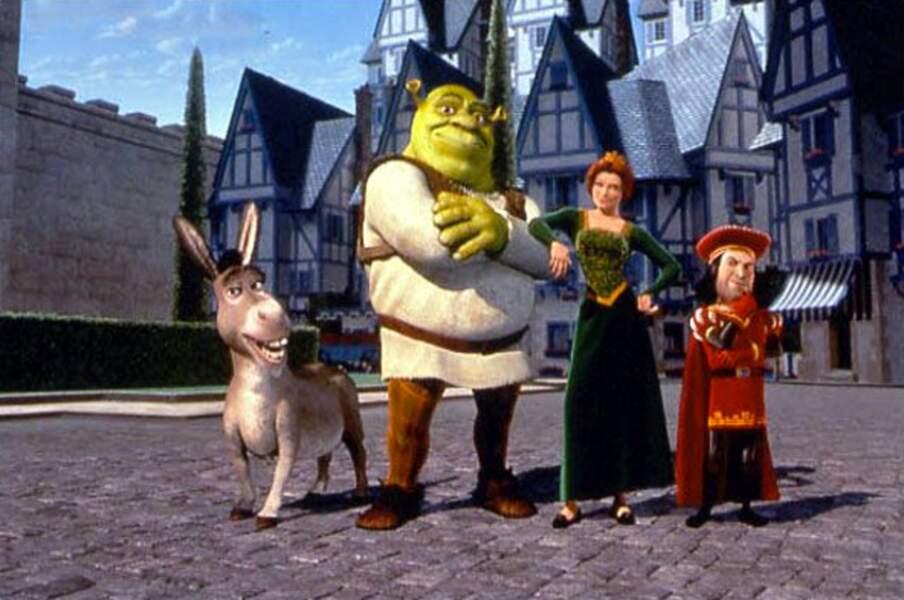 En 2001, elle est la voix de la Princesse Fiona dans Shrek