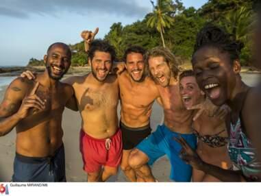 The Island Célébrités : Camille Cerf, Lââm, Olivier Dion... Les premières photos sur l'île !