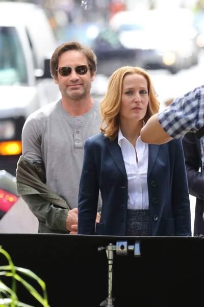 Scully en est sûre, Mulder n'est pas loin...