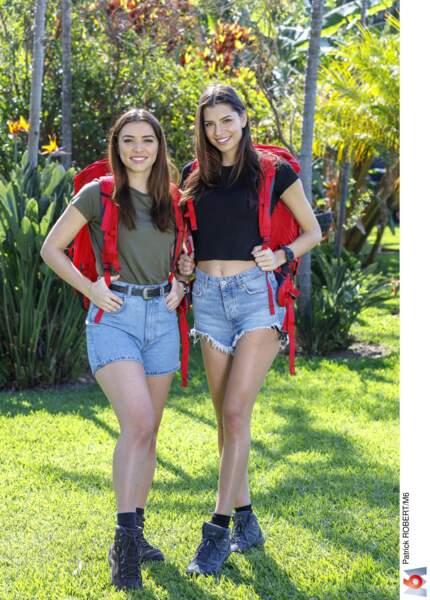 Kléofina et Julia, le binôme de Miss