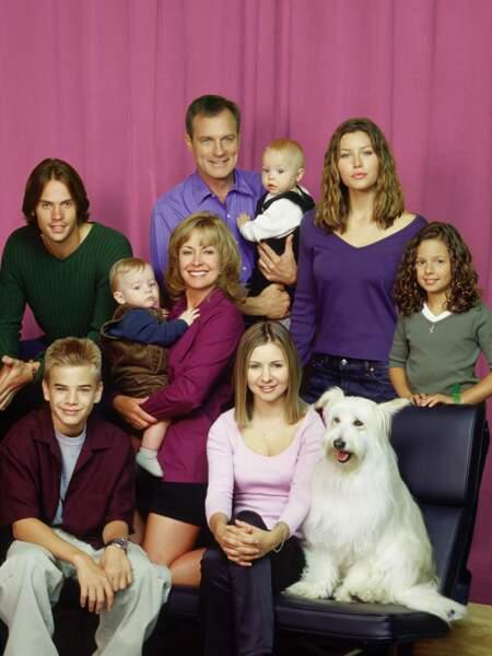 Mais dès la saison 3 et l'arrivée de jumeaux, le chiffre 7 correspondait au nombre d'enfants