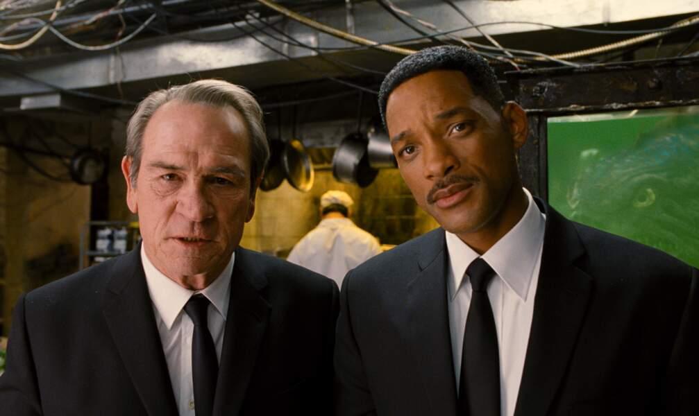 Will Smith dans Men in Black 3