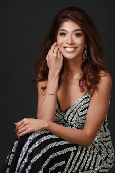 Zahra Khanum, Miss Singapour