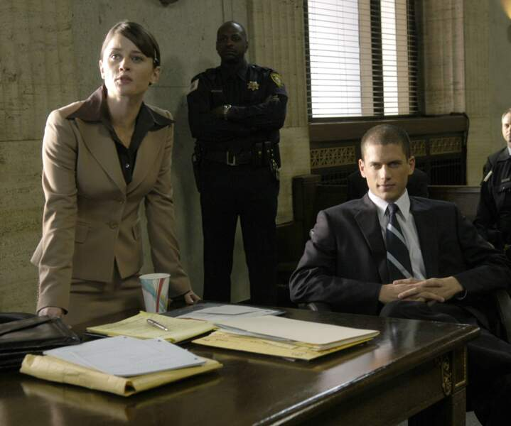 Robin Tunney a interprété l'avocate Veronica Donovan