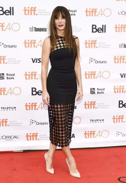Sandra Bullock, l'autre diva de la romcom