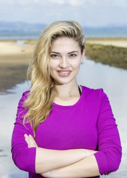 Tiffany, candidate de Koh-Lanta Fidji