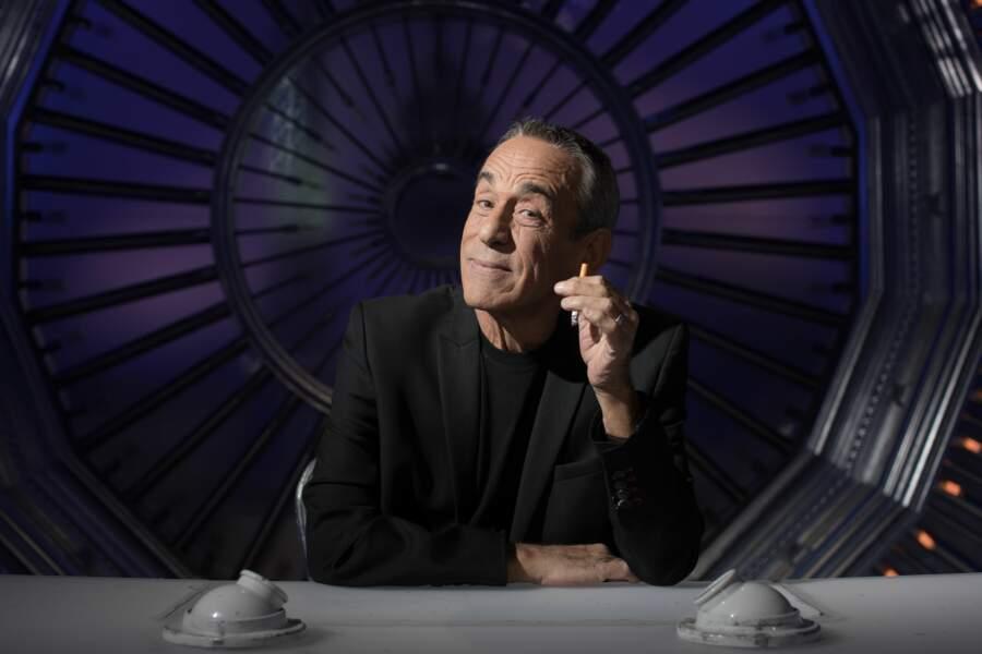 La saison dernière, Thierry Ardisson, tout juste 71 printemps, était encore à l'antenne avec deux émissions sur C8 !