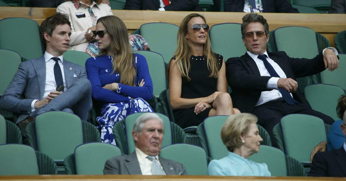 Beau casting, ce Wimbledon 2017 !