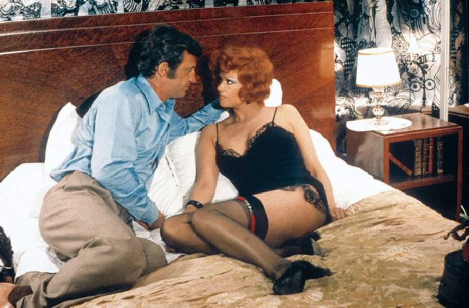 La Scoumoune (1972), avec Claudia Cardinale