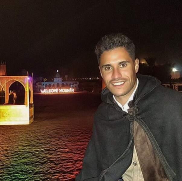 Munir Mohamedi (Maroc), 29 ans