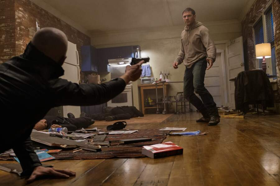 Eddie (Tom Hardy) ne comprend pas ce qui lui arrive et ignore encore tout de la puissance de ses nouveaux pouvoirs