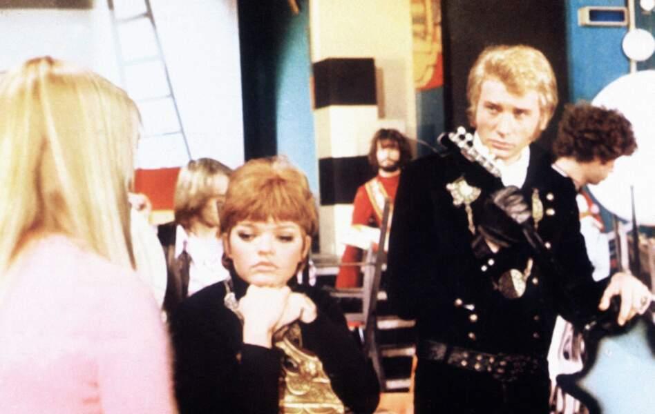 "Johnny Hallyday, ""terrible"" en chef de bande dans A tout casser de John Berry (1968)"