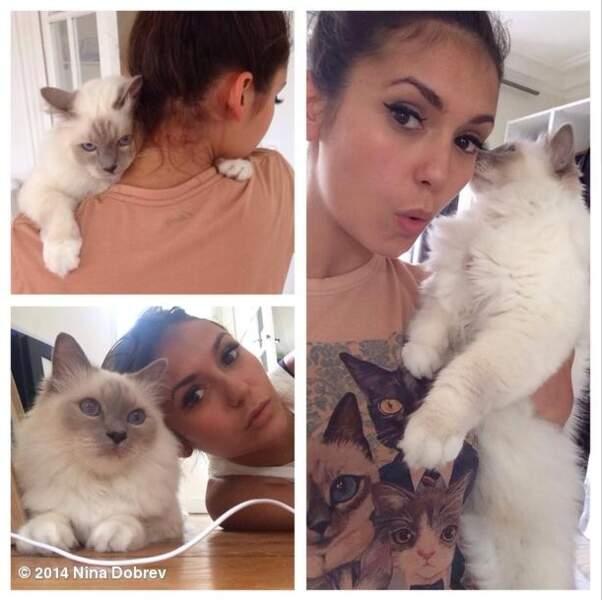 On adore le nouveau copain de Nina Dobrev