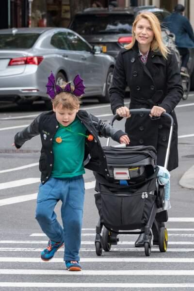 L'actrice Claire Danes agrandit la famille et donne un petit frère à Cyrus