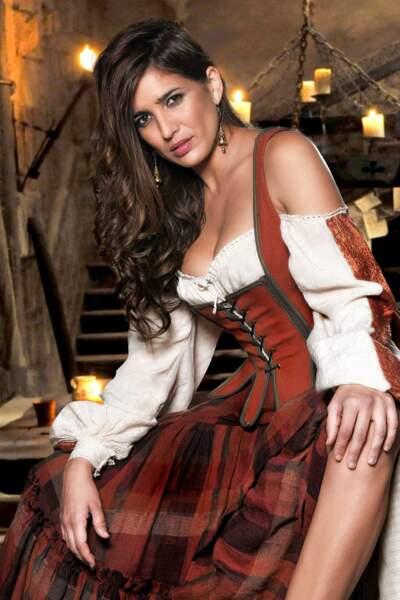 Gloups, bonjour madame... Lucía Jiménez (Caridad) sait trouver les arguments pour nous convaincre de regarder