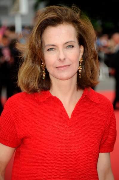Carole Bouquet a fait partie du jury de ce 67ème Festival de Cannes