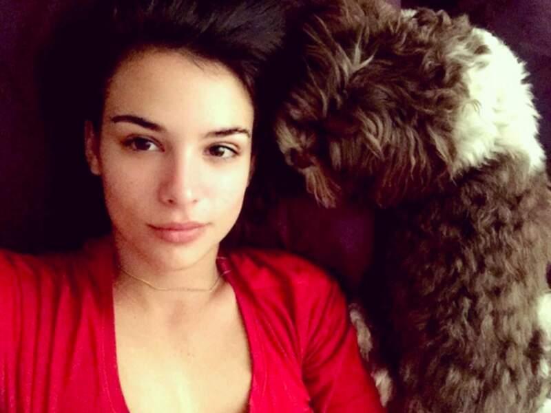 Jade, une fille qui a du chien