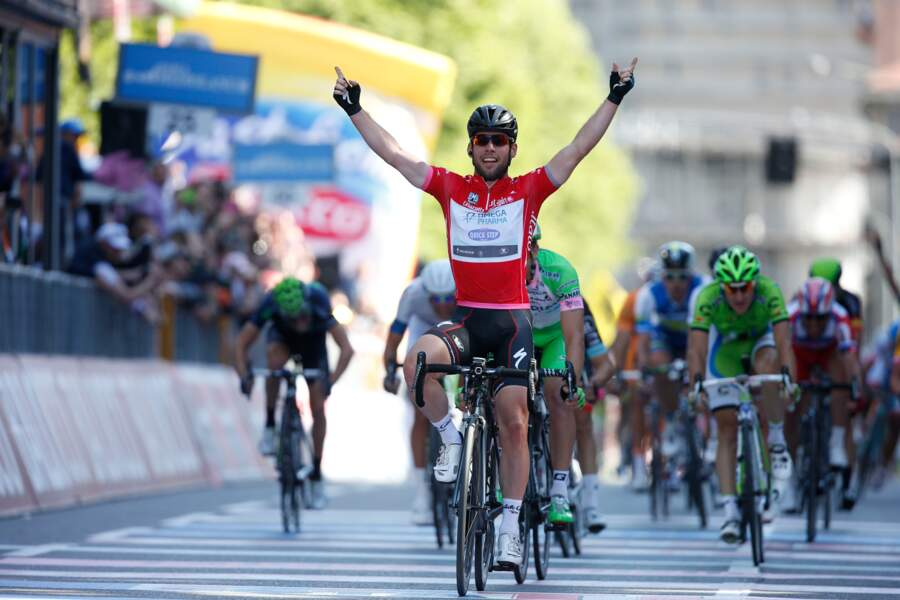 Pour les sprints, évidemment, il y aura Mark Cavendish, auteur déjà de 23 succès à seulement 28 ans !